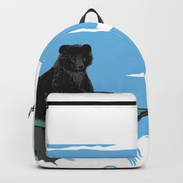 Lonely Bear Backpack
