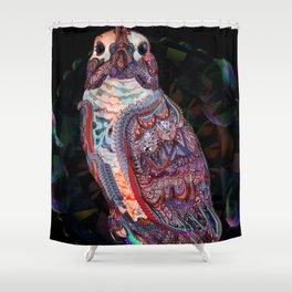 Hymn Shower Curtain