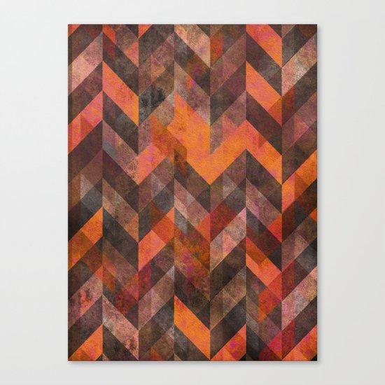 Hue + You Canvas Print