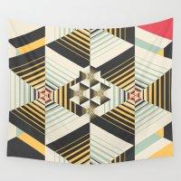 la Wall Tapestries featuring La Plus by Danny Ivan
