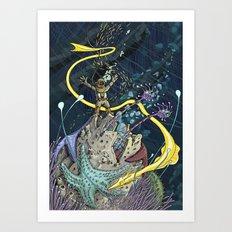Big Life Art Print
