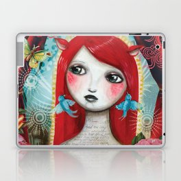 Alice's on Stage by CJ Metzger Laptop & iPad Skin