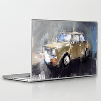 minion Laptop & iPad Skins featuring Minion by mystudio69