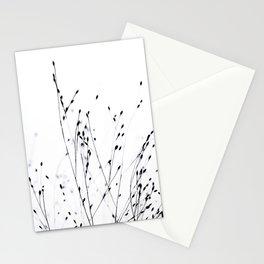BLACK GRASS Stationery Cards