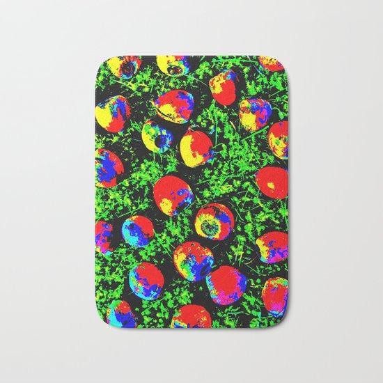 Colorful Nuts Bath Mat