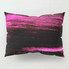 black and pink Pillow Sham