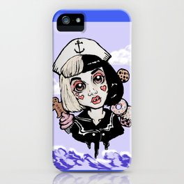 Sailor-MelanieMartinez iPhone Case