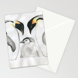Unconditional Love In the Arctic Stationery Cards
