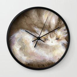Subhuti Wall Clock