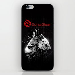 Echo Gear - Seasons in the Dirt iPhone Skin