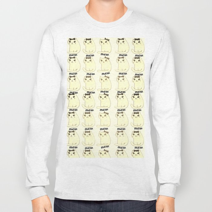 cats-171 Long Sleeve T-shirt