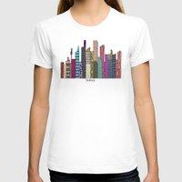 sydney T-shirts featuring Sydney skyline by bri.buckley