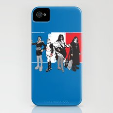French Kissers Slim Case iPhone (4, 4s)