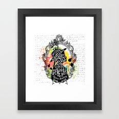 Anne Shirley - Tomorrow Framed Art Print