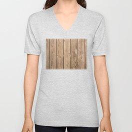 Wood I Unisex V-Neck