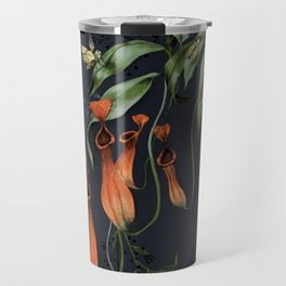 Carnivorous Pitcher Plant Travel Mug