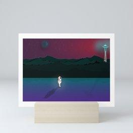 Episode 52 - Iridescent Dreams Mini Art Print