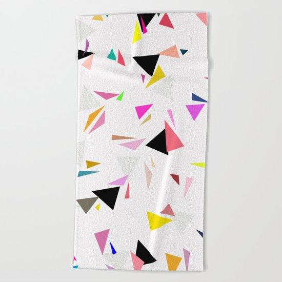 Pattern 0116 Beach Towel