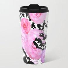 Camellia Blush Travel Mug
