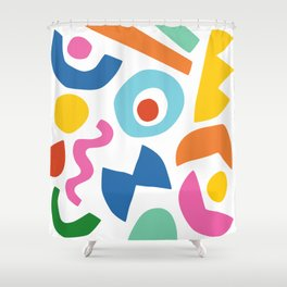 Geom Shower Curtain