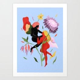Blosson Love Art Print