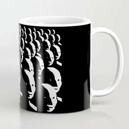 NPC Wojak Group - Meme Coffee Mug