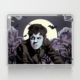 Wolfman Laptop & iPad Skin