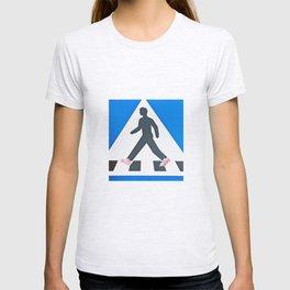 mr walkman T-shirt