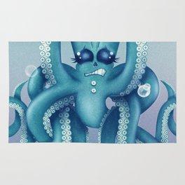 Octopus Dilemma Rug