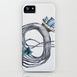 """Letter """"O"""" iPhone Case"""