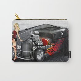 Hot Road Carry-All Pouch
