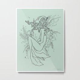 Capricorn Metal Print