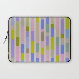 Pastel colored blocks Laptop Sleeve