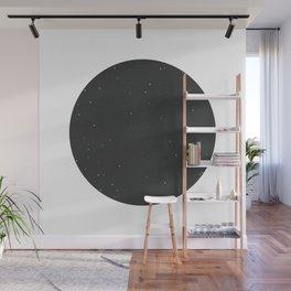 A Black Hole Wall Mural