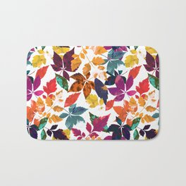 Autumn Equinox Bath Mat