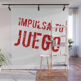 Impulsa tu juego Wall Mural