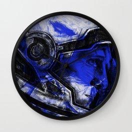 Interstellar - Movie Inspired Art Wall Clock