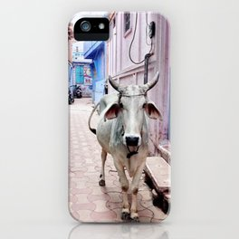 Indian Cow iPhone Case