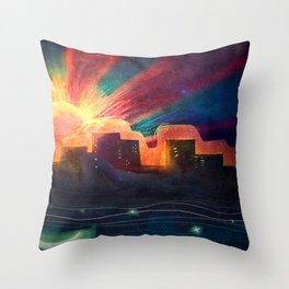 The Light Throw Pillow