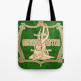 An Undead Favorite Tote Bag