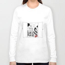 London window Long Sleeve T-shirt