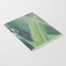 A drop of water Notebook