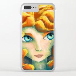 Merida Clear iPhone Case
