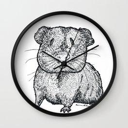 Cute Piggie Wall Clock