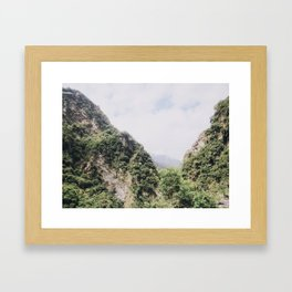 Taroko Framed Art Print