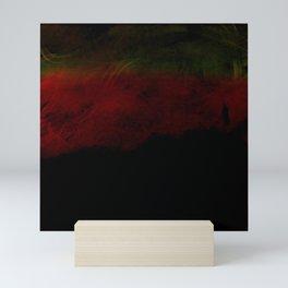 Psychosis dreams Mini Art Print