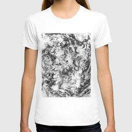 Suminagashi Series (Wei Qi) 卫气 T-shirt