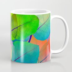Translucent Leaves Mug