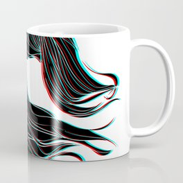 Betta splendens Coffee Mug