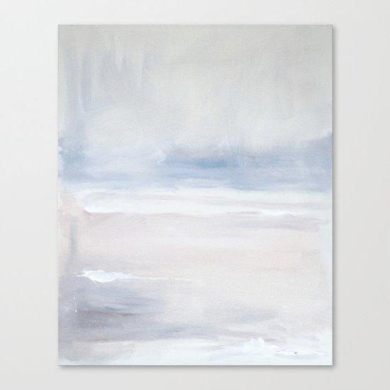 Steady Canvas Print